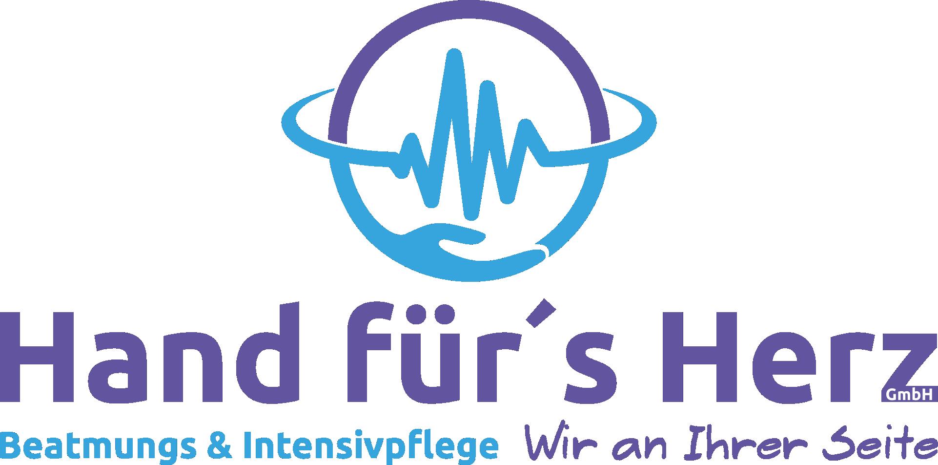 Hand fürs Herz Logo